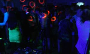 UV Teenage Disco in Swansea
