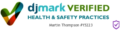 Validate our Health & Safety policies at DJmark