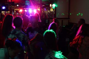 School Disco DJ Diamond Dust in Swansea