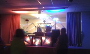 DJ Tom at Stebonheath Football Club