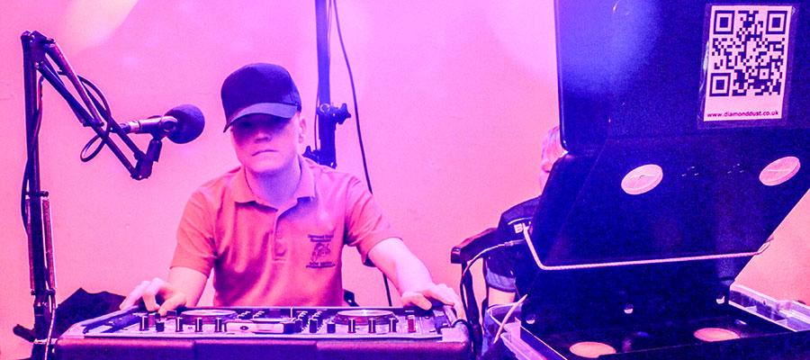 Diamond Dust | Wedding DJ | Disco DJ | Party DJ