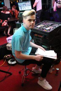 DJ Ethan in Cardiff