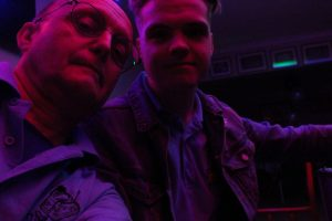 DJ's Ethan and Martin at Mumbles Cricket Club near Swansea