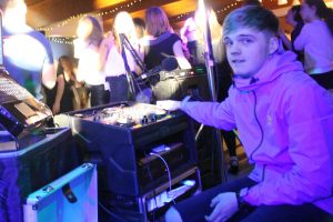 DJ Ethan is DJ in Cardiff