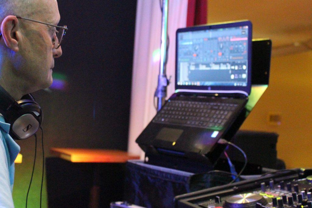 DJ Martin Thompson at Aberavon Beach Hotel