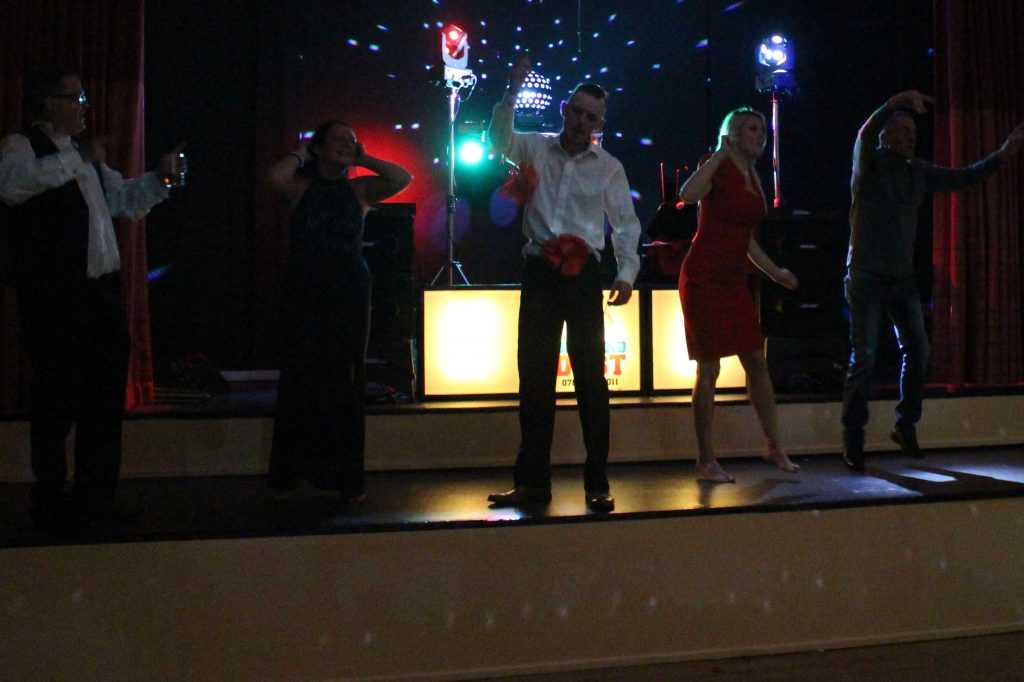 DJ Diamond Dust at Aberavon Beach Hotel, Port Talbot