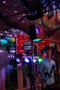 DJ Ollie Edwards at West House, Bridgend
