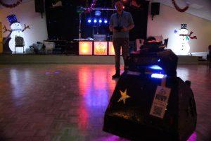 DJ Diamond Dust at Croeserw Social Club, Port Talbot