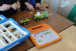 Robot Workshop in Schools - Lego Coding Kits