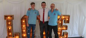 DJ's Ethan, Tom and Martin at Sylen Lakes, Llanelli