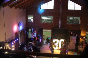 Birthday Party at Hunters Lodge, Celtic Manor Resort