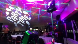 DJ Diamond Dust - Party time at Neath RFC